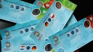 Bilete EURO 2012