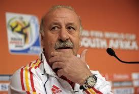 antrenorul Spaniei, Vicente del Bosque