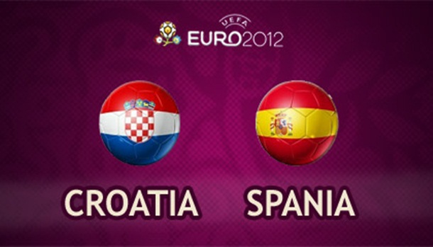Croatia - Spania