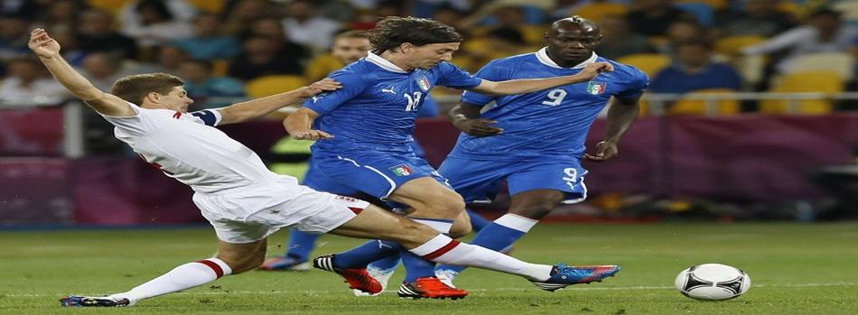 England 0 – Italy 0