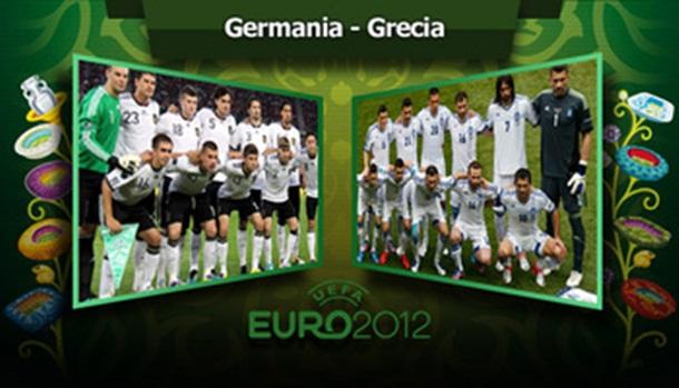 Germania - Grecia