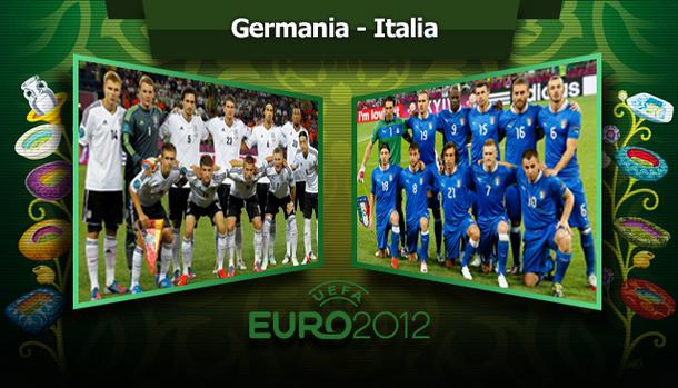 Germania - Italia