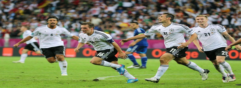 Germany 4 – Greece 2