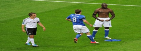 Italy 2 – Germany 1