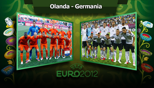 Olanda - Germania