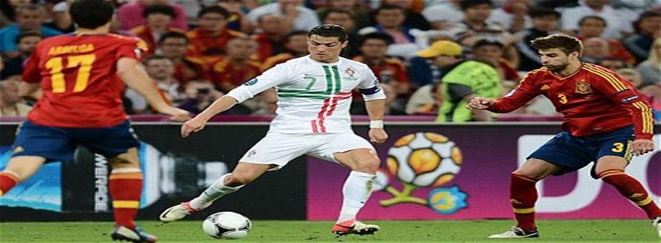 Portugal 0 – Spain 0