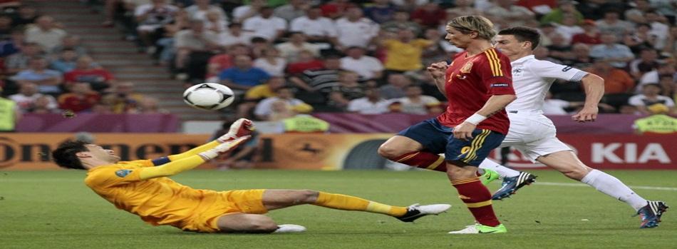 Spain 2 – France