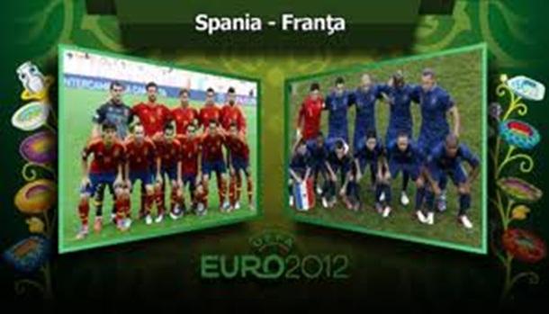 Spania - Franta
