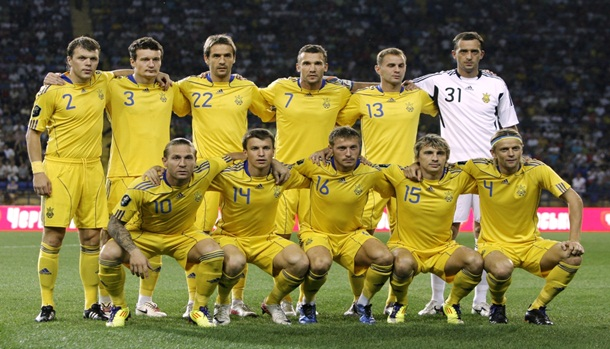 Soccer Preview Euro 2012 Draw